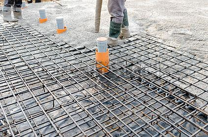 Free Water in Concrete