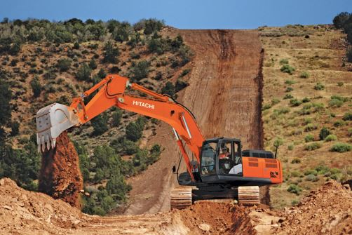 Excavate the Trench for the Pipeline