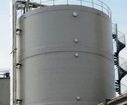 Thermoplastic Storage Tanks