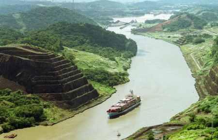 Panama Navigation Canal, Panama