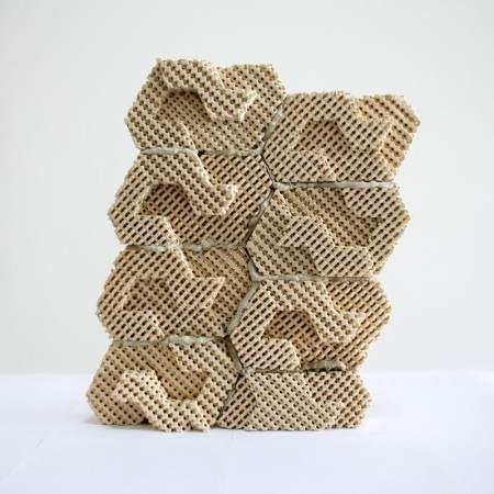 Cool Bricks Arrangement