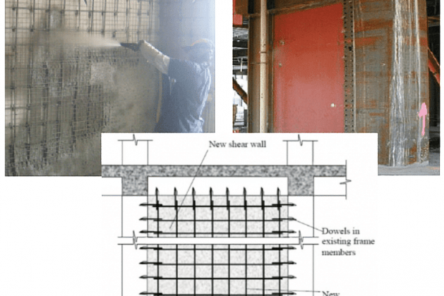 How to Strengthen Existing Concrete Walls?