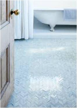 Glass Tile Flooring