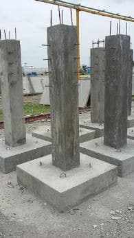Flat, Plain, or Reinforced Isolated Footing