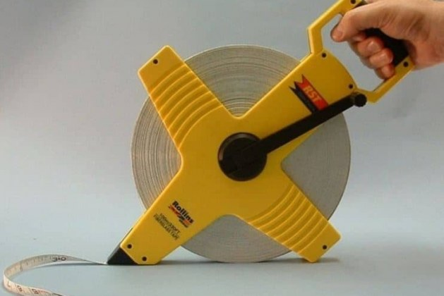 5 Types of Tapes Used in Surveying