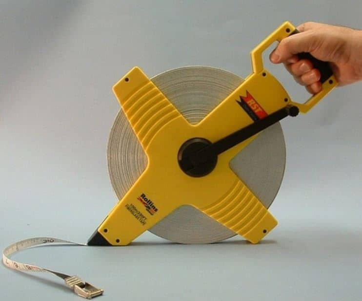 5 Types of Tapes Used in Surveying - The Constructor
