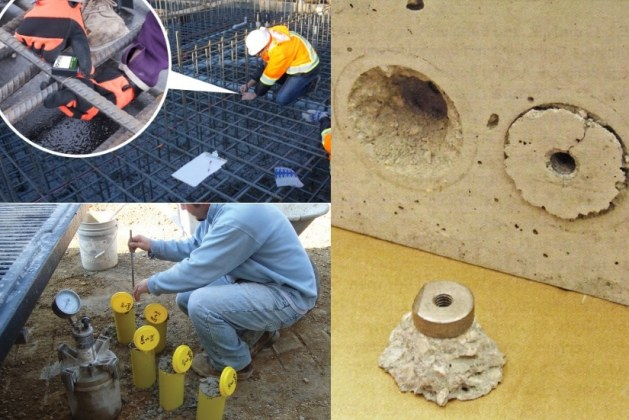 5 Monitoring Techniques for Early Strength Gain of Concrete in the Field