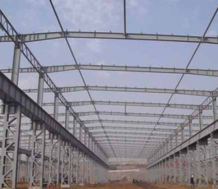 Gable Frame Steel Structure