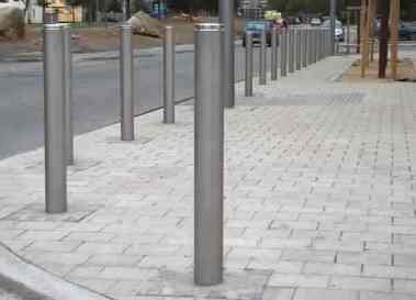 Pedestrian Bollards