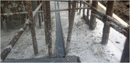 Bentonite Waterstop System; Image Courtesy: