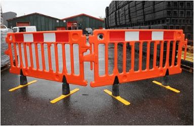 Plastic Construction Barriers