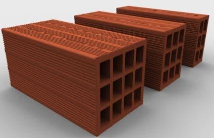 Porotherm Clay Bricks