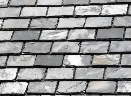 Slate tile Roof Shingles