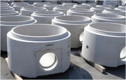 Fig.2. Precast Concrete Manholes