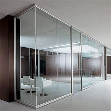 Tempered Glass as Partition Walls