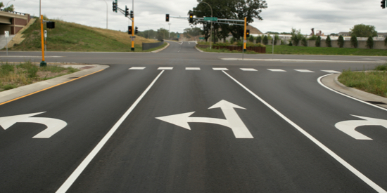 7 Types of Road Markings as per IRC-35
