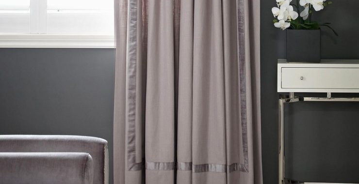 Drapery or Curtains