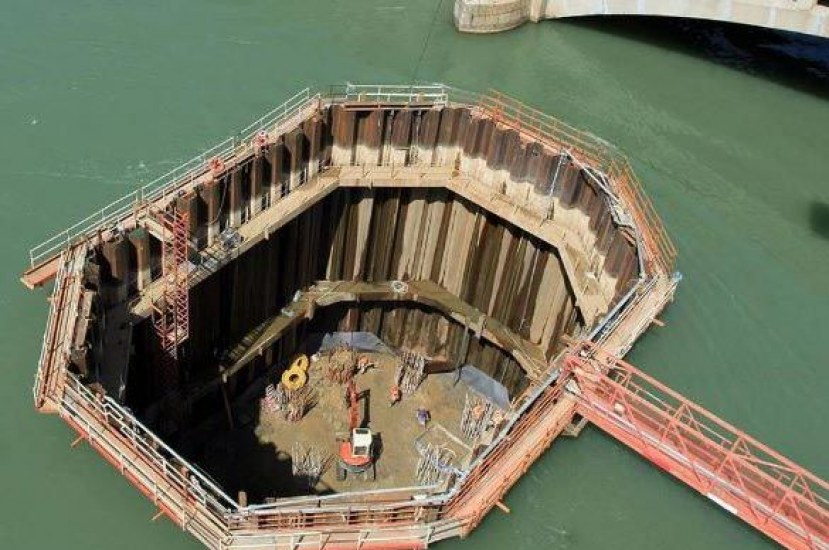 Braced Cofferdam – Uses and Types [PDF]
