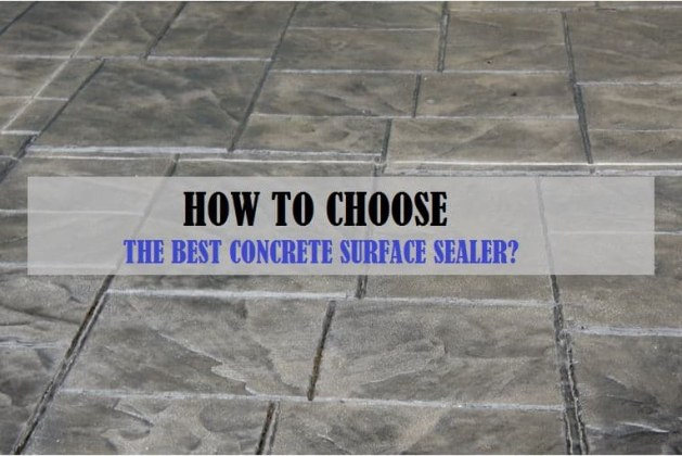 How to Choose the Best Concrete Sealer? [PDF]
