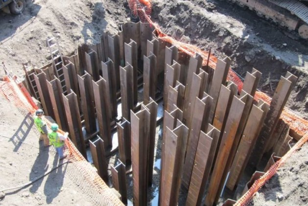 Steel Piles – Types, Advantages, and Disadvantages [PDF]