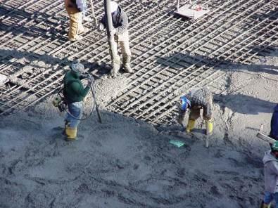 Placing of Concrete