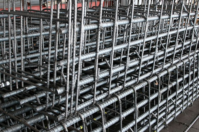 Stainless Steel as Reinforcement Material