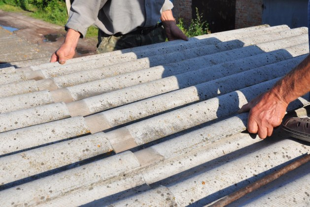 How to Install Corrugated Asbestos Cement Roofing Sheets?