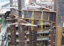 What is the Procedure for Foundation Construction of a Building?
