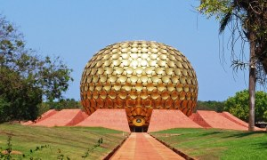 Matrimandir: Construction Features of a Unique Temple