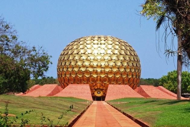 Matrimandir: Construction Features of a Unique Temple