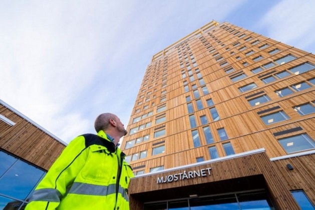 Mjøstårnet: The Tallest Timber Building in the World