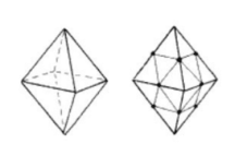 Division of Octahedron face