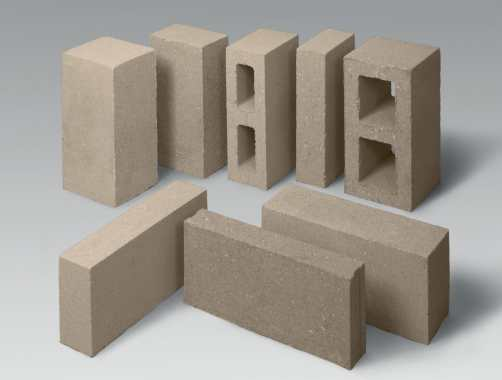Standard Specification of Hollow and Solid Concrete Blocks