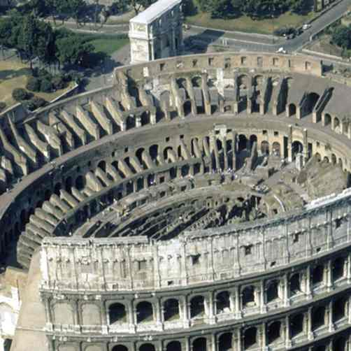 How Colosseum looks today