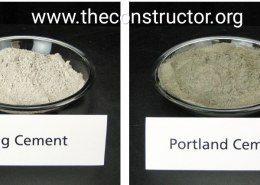 Which PSC cement is best for roofing?