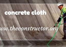 What is CC concrete or Concrete Cloth?