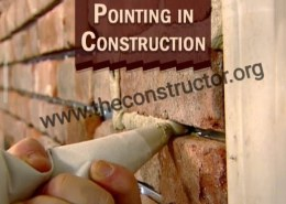 What is the object of pointing? Describe the operation of pointing.