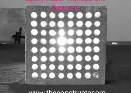 What is the Mechanism Involved in Resin Transparent Concrete?