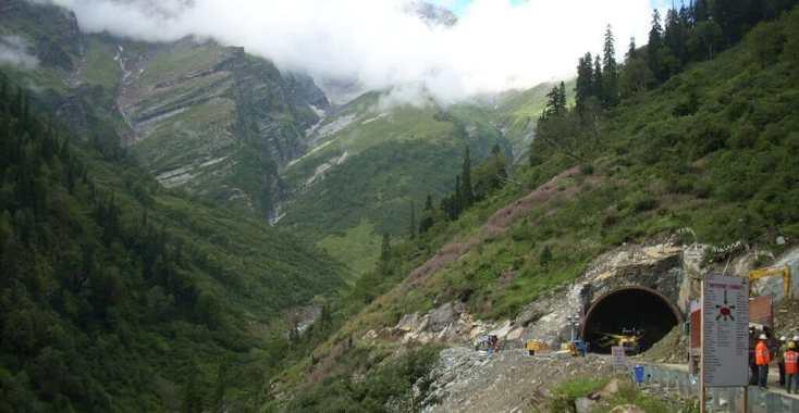 Atal Rohtang Tunnel