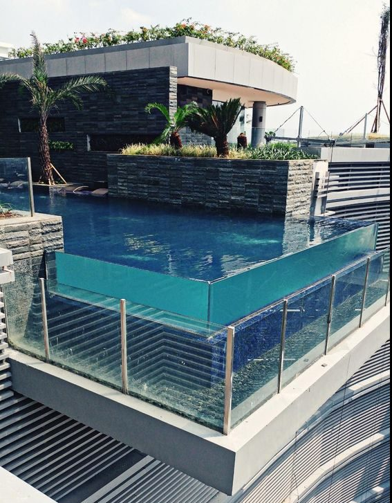 Plan Your Dream Rooftop Swimming Pool The Right Way