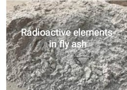 Does Fly Ash Contain Radioactive Elements?