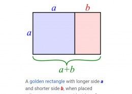 What is Golden Ratio?