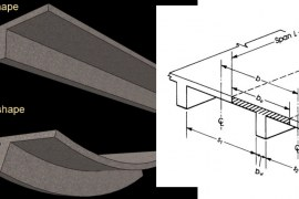 Design Procedure of Reinforced Concrete T-beam with Example