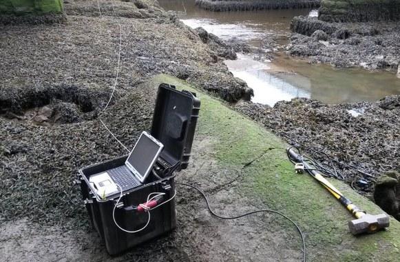 Non-destructive soil investigation methods