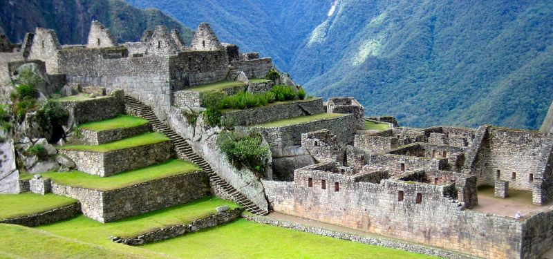 The royal site of Inca ruler Pachacutti