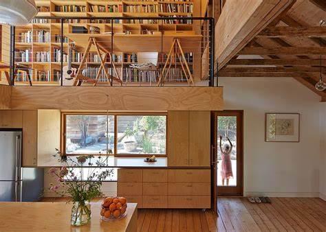 Wooden Mezzanine Floor