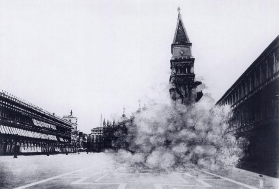 Collapse of San Marco Bell Tower