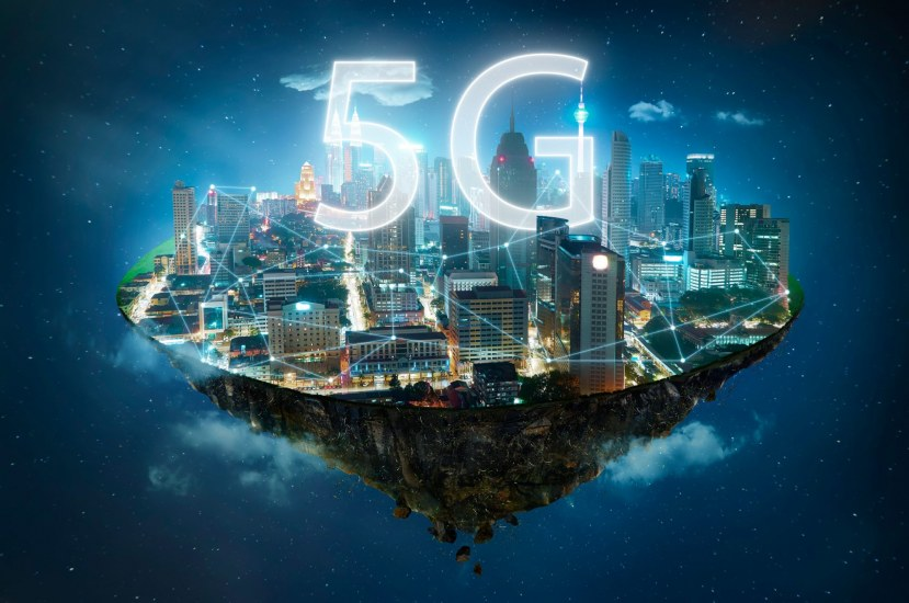 BAM Nuttall all set to test 5G in Construction