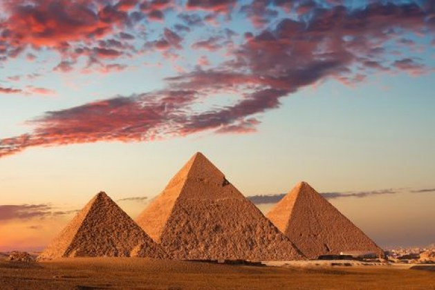 The Great Pyramid of Giza: Construction Features of the Tallest Pyramid in the World