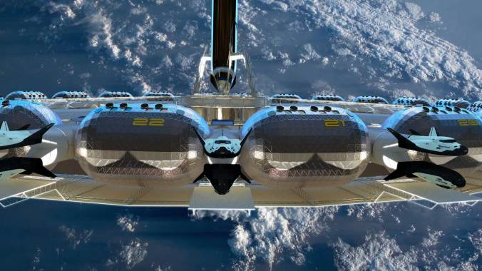 World's first space hotel to be open in 2027